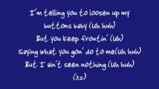 The Pussycat Dolls- Buttons Lyrics ft. Snoop Dog