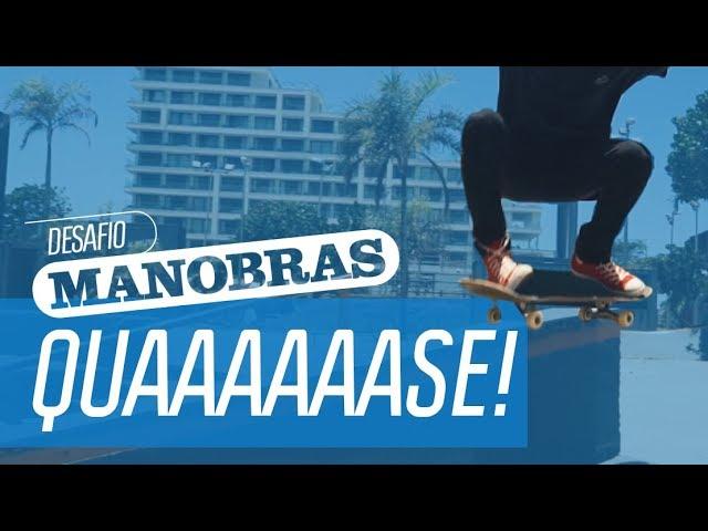 Bernardo Rodrigues x Airam Pinheiro | Desafio Manobras | Canal OFF