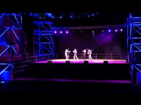 MaggyArt Presenta - Bond Quartet -Magnetic Festival 2015 parte 2