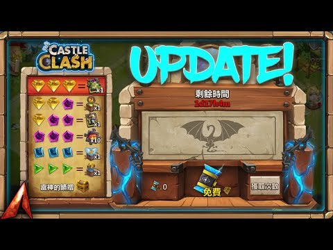 New Update! New FRANKENSTEIN HERO And More! Castle Clash