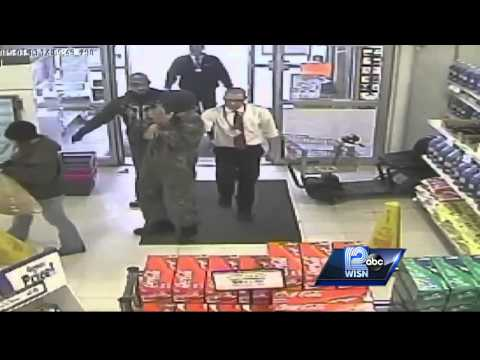 Two suspected murderers captured at a Kenosha Piggly Wiggly