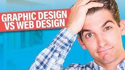 Web Design Vs Graphic Design - What's the Difference?