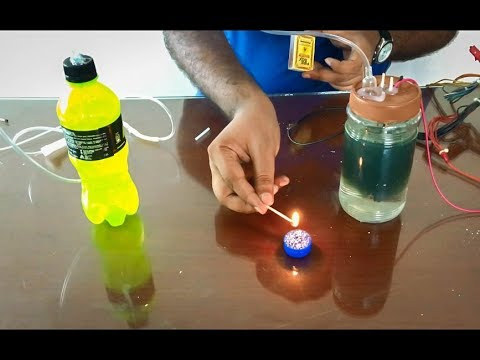 How to Make Hydrogen Generator