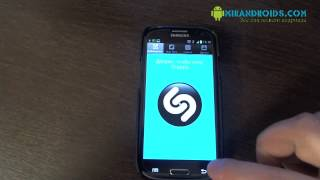 Shazam - поиск музыки(Shazam - http://mirandroids.com/soft/multimedia/60/, 2012-11-22T12:27:43.000Z)