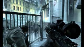 "Let's Play Igor_Mak Call Of Duty Modern Warfare 3 Эпизод ""Глаз бури"""