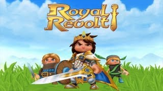 Royal Revolt! - Universal - HD Gameplay Trailer