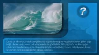 Deniz Neden Mavidir