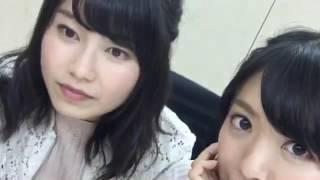 SHOWROOM 2016年06月06日20時30分 北原 里英(NGT48 チームNⅢ) 自動録...