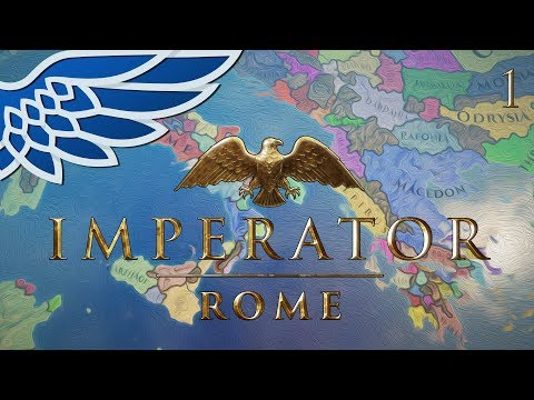 IMPERATOR ROME | Macedon Walkthrough Part 1 - Imperator Rome Walkthrough Gameplay
