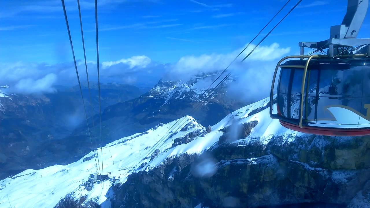 Image result for mount titlis cable car