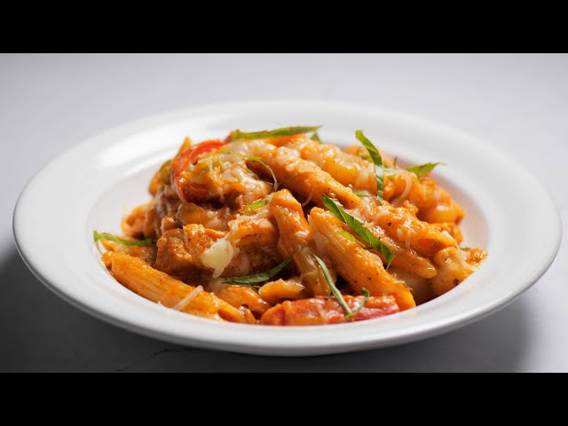 One-Pot Chicken Pasta in 30 Minutes