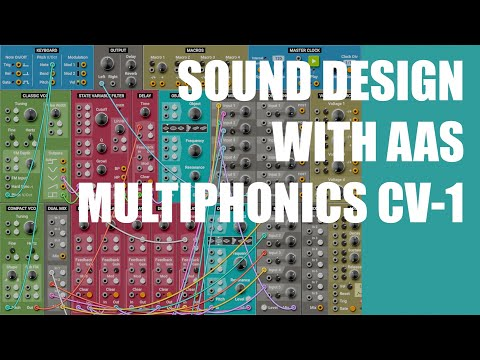 Sound design with