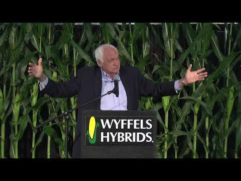 Wyffels Corn Strategies 2018 - Dr. Lowell Catlett