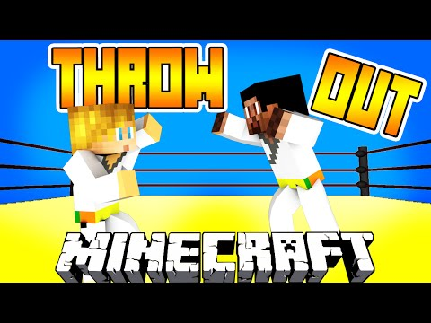 Minecraft Mini-Game: THROW OUT #2 with The Pack