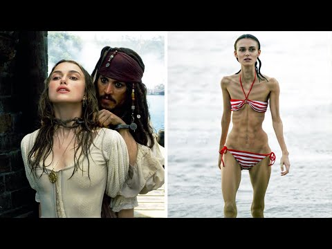 Pirates of the Caribbean Cast: Then and Now (2003 vs 2020)