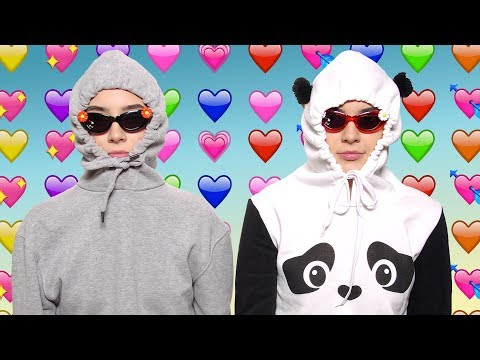 send this to your crush without context - Merrell Twins
