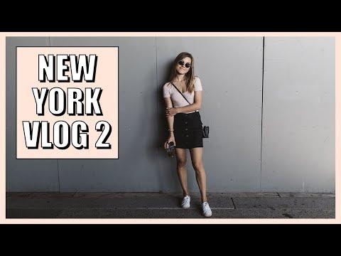NEW YORK VLOG 2