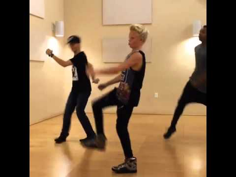 JohnnyO at Dance Lessons - YouTube