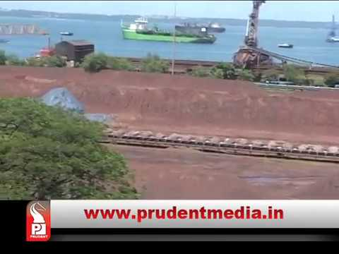 DISTRICT MINERAL FUNDS TO BE UTILISED FOR DEVELOPMENT IN MINING AFFECTED AREAS _Prudent Media Goa