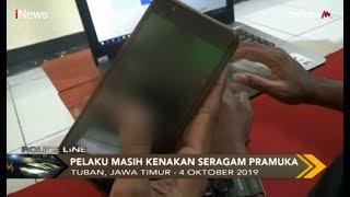 7 Pelajar Pelaku Video Mesum di Tuban Ditangkap Polisi - Police Line 05/10