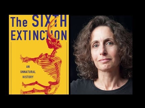 We Are in Earth's Sixth Major Extinction...Right Now