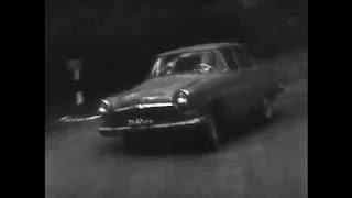 Тайник у красных камней (1972) 1 серия - car chase scene