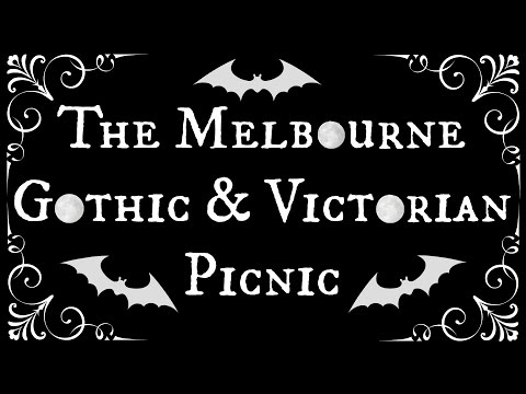 EVENT SERIES ~ The Melbourne Gothic & Victorian Picnic