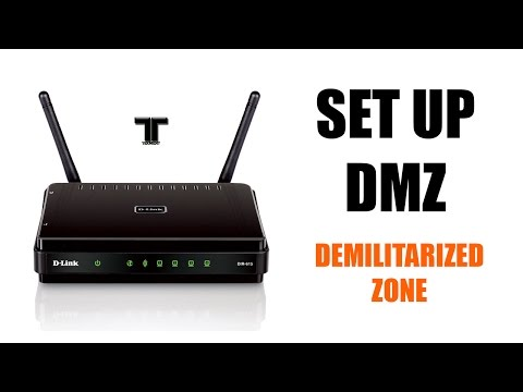 How to Set Up DMZ-Demilitarized Zone