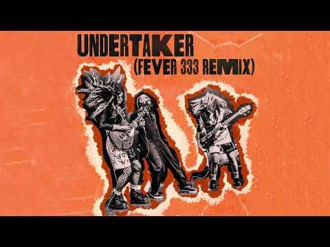 Nova Twins - Undertaker (Fever 333 Remix)