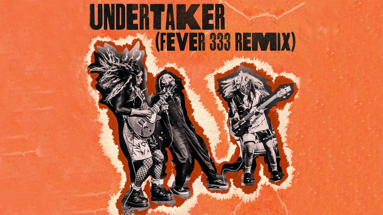 Nova Twins - Undertaker (Fever 333 Remix)