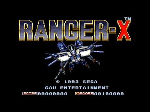 [GENESIS 60fps] Ranger-X