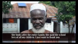 Le Magasin de consommation du Sud de  Tanjeh kombo (Gambie)