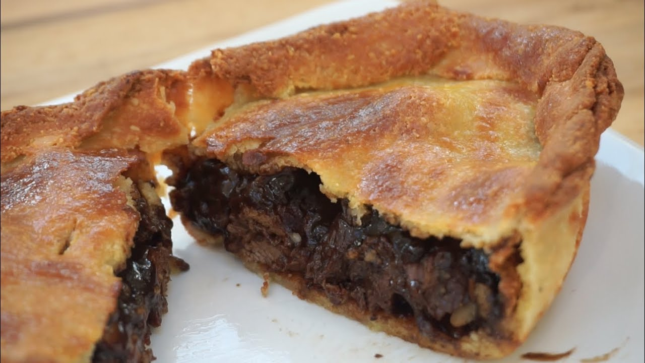 Low Carb/Keto Steak & Mushroom Pie   6g Carbs - YouTube