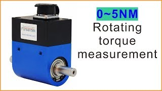 Rotating torque sensor Shaft torque sensor measuring torque