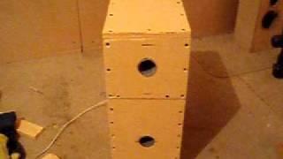 Самодельный сабвуфер из пенопласта(, 2010-12-18T17:34:57.000Z)