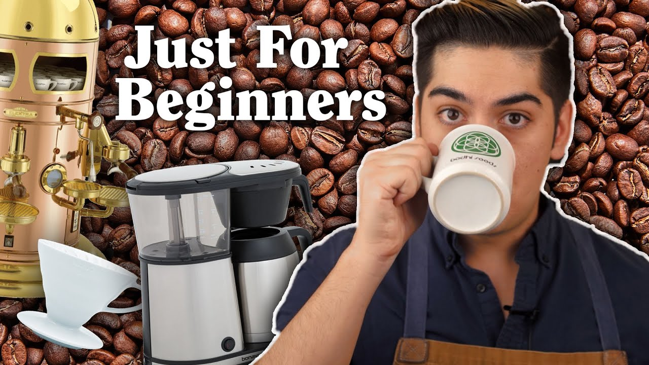 How to Make Coffee Without Being a Nerd About It