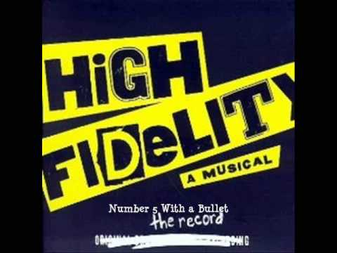 BWAY BARBIE'S KARAOKE - High Fidelity - Number 5 With a Bullet