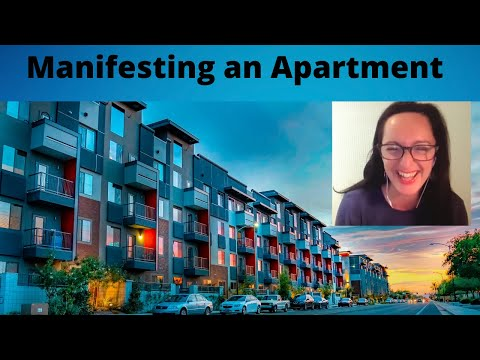 Manifesting a Apartment - from Florence Scovel Shinn