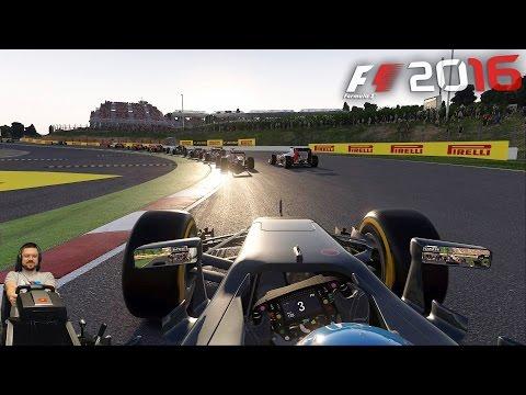 Эпичное Гран-При Испании. Каталунья McLaren-Honda F1 2016