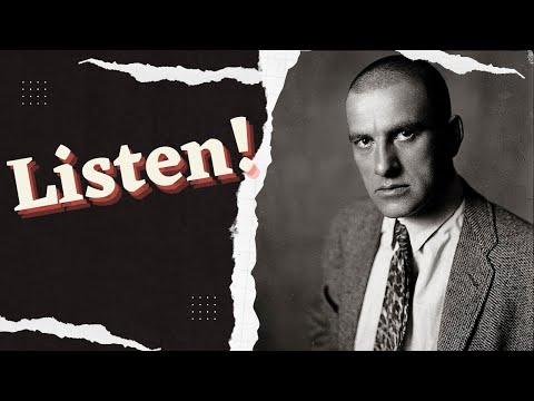 Маяковский - Послушайте! | Mayakovsky - Listen! Russian Poetry with English Translation