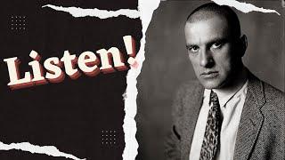 Маяковский стихи | Послушайте! | Mayakovsky - Listen! with English Translation