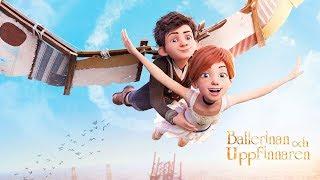 Ballerinan och uppfinnaren - Officiell svensk trailer