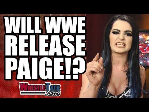 Rey Mysterio WWE RETURN Update! Will WWE RELEASE Paige? | WrestleTalk News July 2017