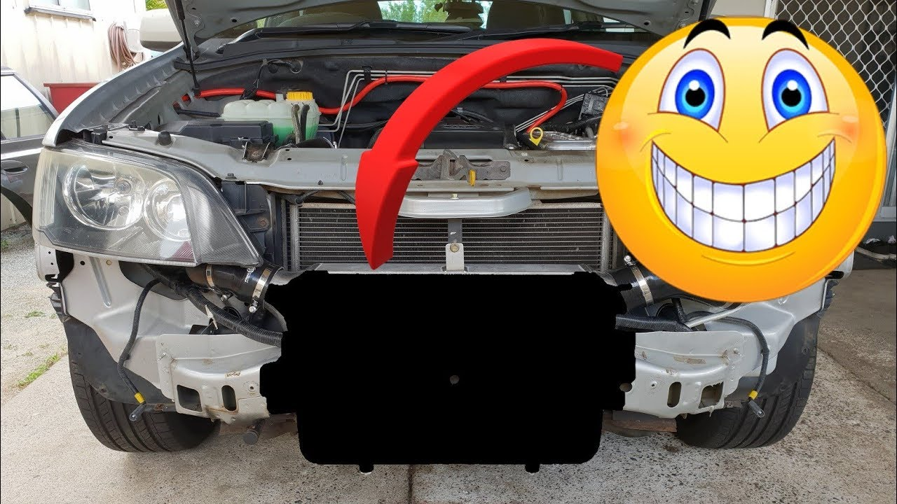 Front Mount Intercooler On A Turbo Territory???