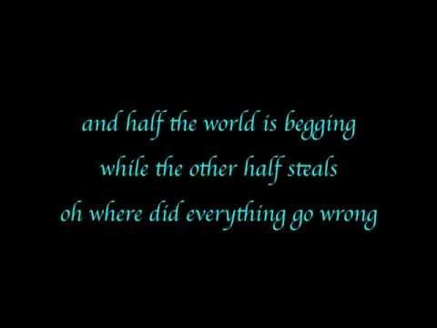 Can't Let It Go - Goo Goo Dolls Lyrics