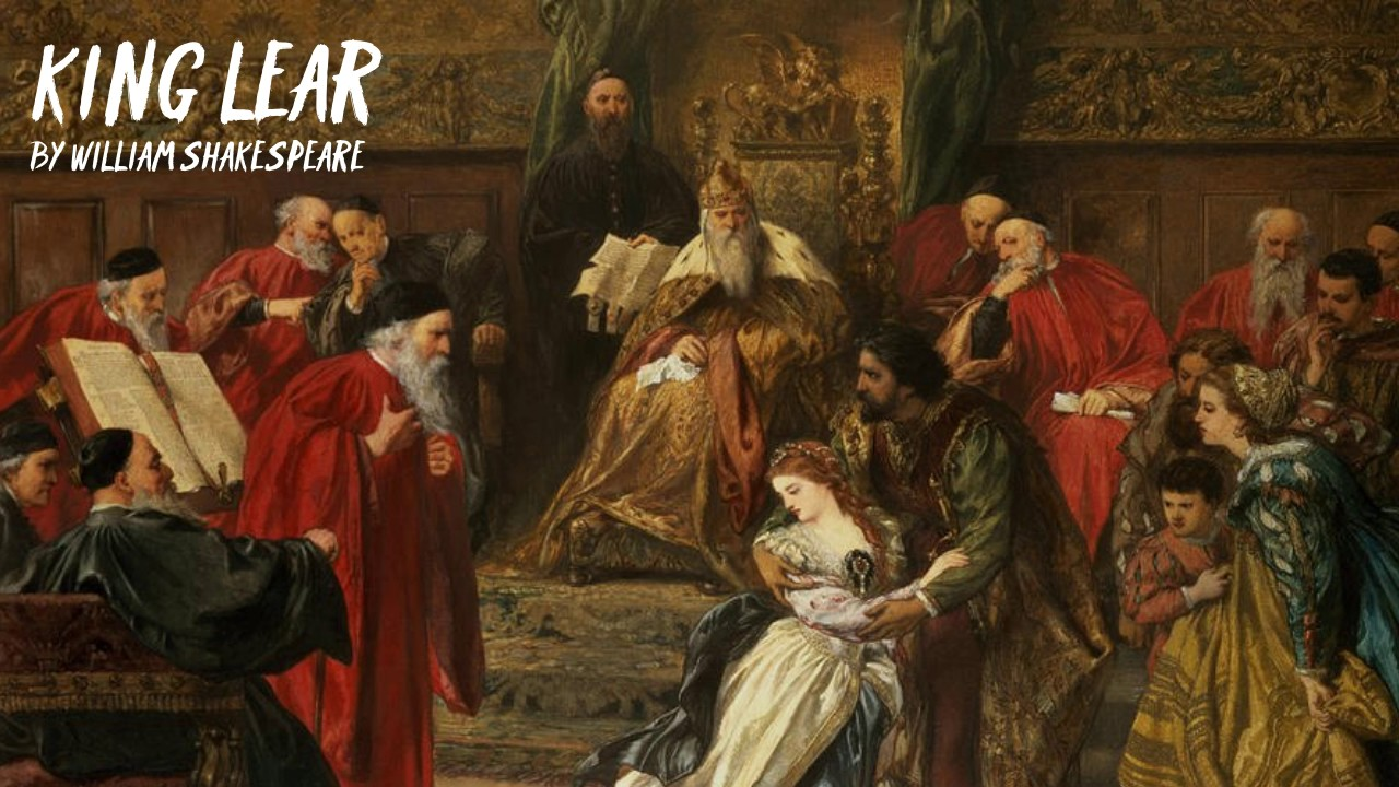 an analysis of falstaff and king lear by william shakespeare Act i scene i king lear's palace enter kent, gloucester, and edmund kent i thought the king had more affected the duke of albany than cornwall gloucester.