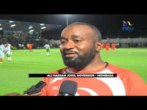 Mombasa county to build five football stadia