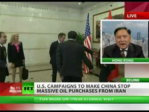 Pressure Point: US wants China to choke Iranian oil flow