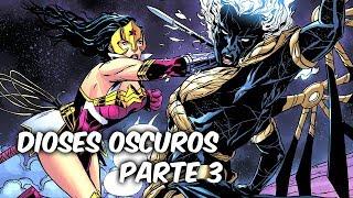 """BATMAN METAL CONSECUENCIAS:  LOS DIOSES DEL MULTIVERSO OSCURO  """"DIOSES OSCUROS"""" PARTE 3 @SoyComicsTj"""