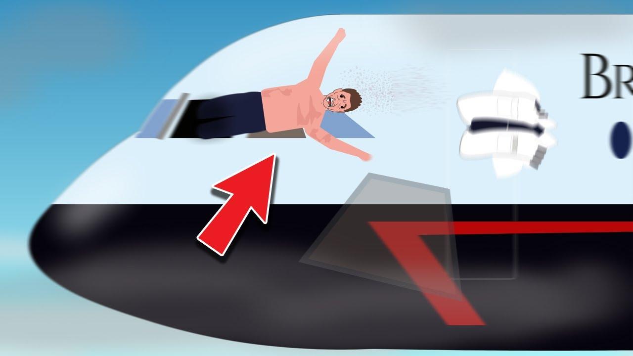 Pilot Sucked out of an Airplane Mid-Flight | British Airways Flight 5390